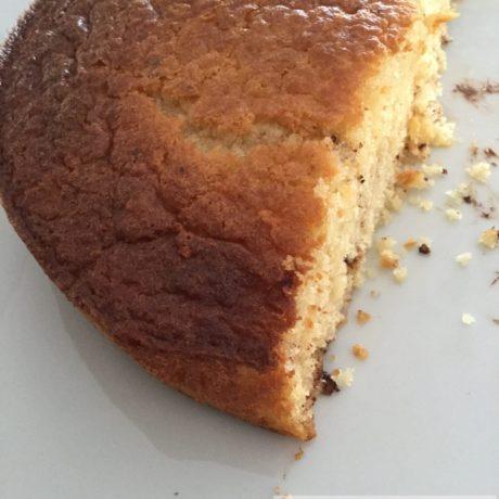 Gâteau au lait et à la semoule ultra moelleux